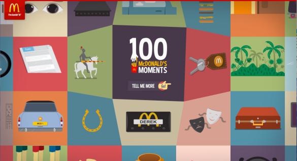 100 Mcdonalds Moments